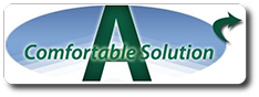 A Comfortable Solution logo small